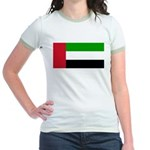United Arab Emirates Jr. Ringer T-Shirt