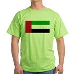 United Arab Emirates Green T-Shirt