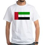United Arab Emirates White T-Shirt