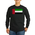 United Arab Emirates Long Sleeve Dark T-Shirt