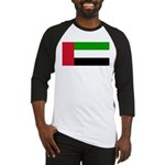 United Arab Emirates Baseball Jersey