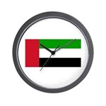 United Arab Emirates Wall Clock