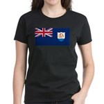 Anguilla Women's Dark T-Shirt