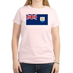 Anguilla Women's Light T-Shirt