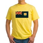 Anguilla Yellow T-Shirt