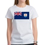 Anguilla Women's T-Shirt