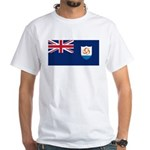 Anguilla White T-Shirt
