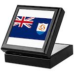 Anguilla Keepsake Box