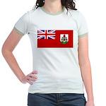 Bermuda Jr. Ringer T-Shirt