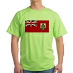 Bermuda Green T-Shirt
