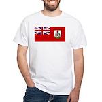 Bermuda White T-Shirt