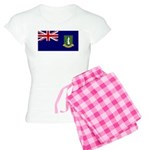 British Virgin Islands Women's Light Pajamas