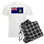 British Virgin Islands Men's Light Pajamas