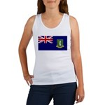 British Virgin Islands Women's Tank Top