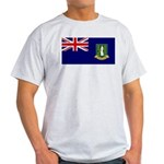 British Virgin Islands Light T-Shirt