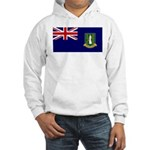 British Virgin Islands Hooded Sweatshirt