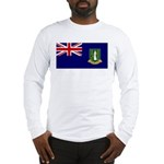 British Virgin Islands Long Sleeve T-Shirt