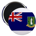 British Virgin Islands Magnet