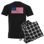 United States of America Men's Dark Pajamas