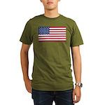 United States of America Organic Men's T-Shirt (da
