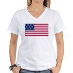United States of America Women's V-Neck T-Shirt