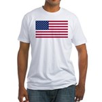 United States of America Fitted T-Shirt