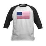 United States of America Kids Baseball Jersey
