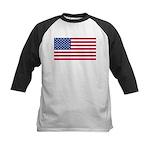 United States of America Kids Baseball Jersey