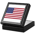 United States of America Keepsake Box