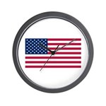 United States of America Wall Clock