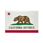California Rectangle Magnet (100 pack)