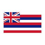 Hawaii 38.5 x 24.5 Wall Peel