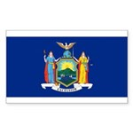 New York Sticker (Rectangle 50 pk)