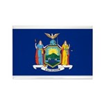 New York Rectangle Magnet (10 pack)