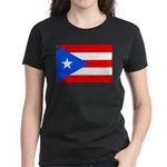 Puerto Rico Women's Dark T-Shirt