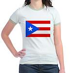 Puerto Rico Jr. Ringer T-Shirt