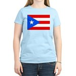 Puerto Rico Women's Light T-Shirt