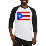 Puerto Rico Baseball Jersey