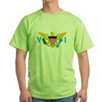 U.S. Virgin Islands Green T-Shirt