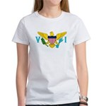U.S. Virgin Islands Women's T-Shirt