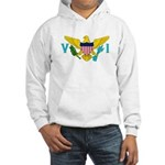 U.S. Virgin Islands Hooded Sweatshirt