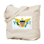 U.S. Virgin Islands Tote Bag