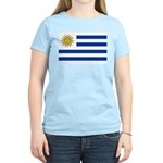 Uruguay Women's Light T-Shirt
