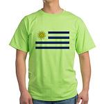 Uruguay Green T-Shirt