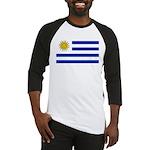 Uruguay Baseball Jersey