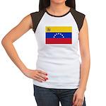 Venezuela Women's Cap Sleeve T-Shirt