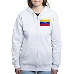 Venezuela Women's Zip Hoodie