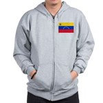 Venezuela Zip Hoodie