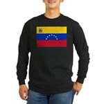 Venezuela Long Sleeve Dark T-Shirt