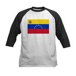 Venezuela Kids Baseball Jersey